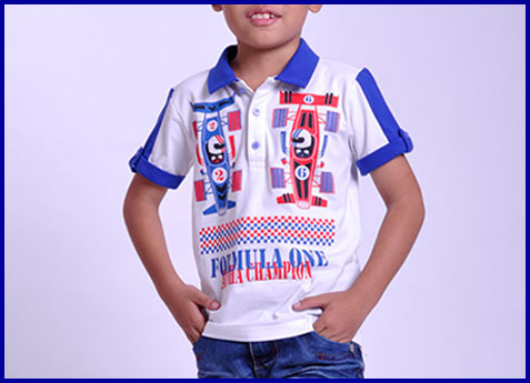 Kids Tshirts Made in Vietnam