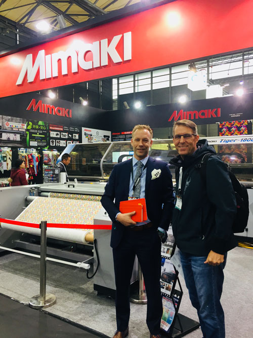 Would you like to meet Mimaki in Vietnam